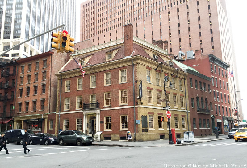 Join a Virtual Talk on the Restoration of Fraunces Tavern