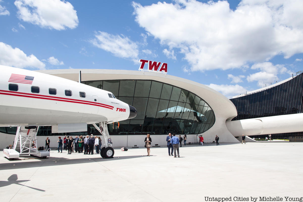 10 Fun Facts about the New TWA Hotel at JFK Airport, Open Today