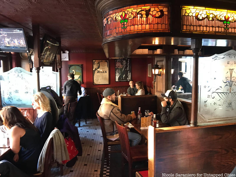 Many still gather at the White Horse Tavern today.