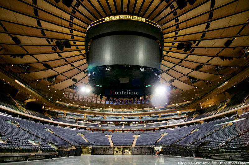 Madison Square Garden today