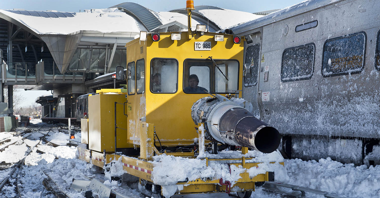 How NYC Subway, LIRR, and Metro-North Responds to Snowstorms