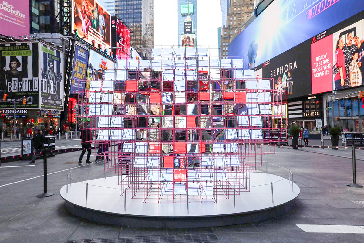 10 New Public Art Installations Not To Miss in NYC February 2020