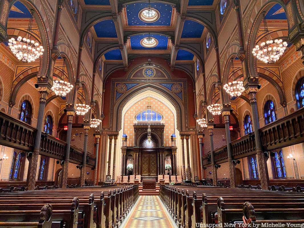 Central Synagogue Interior