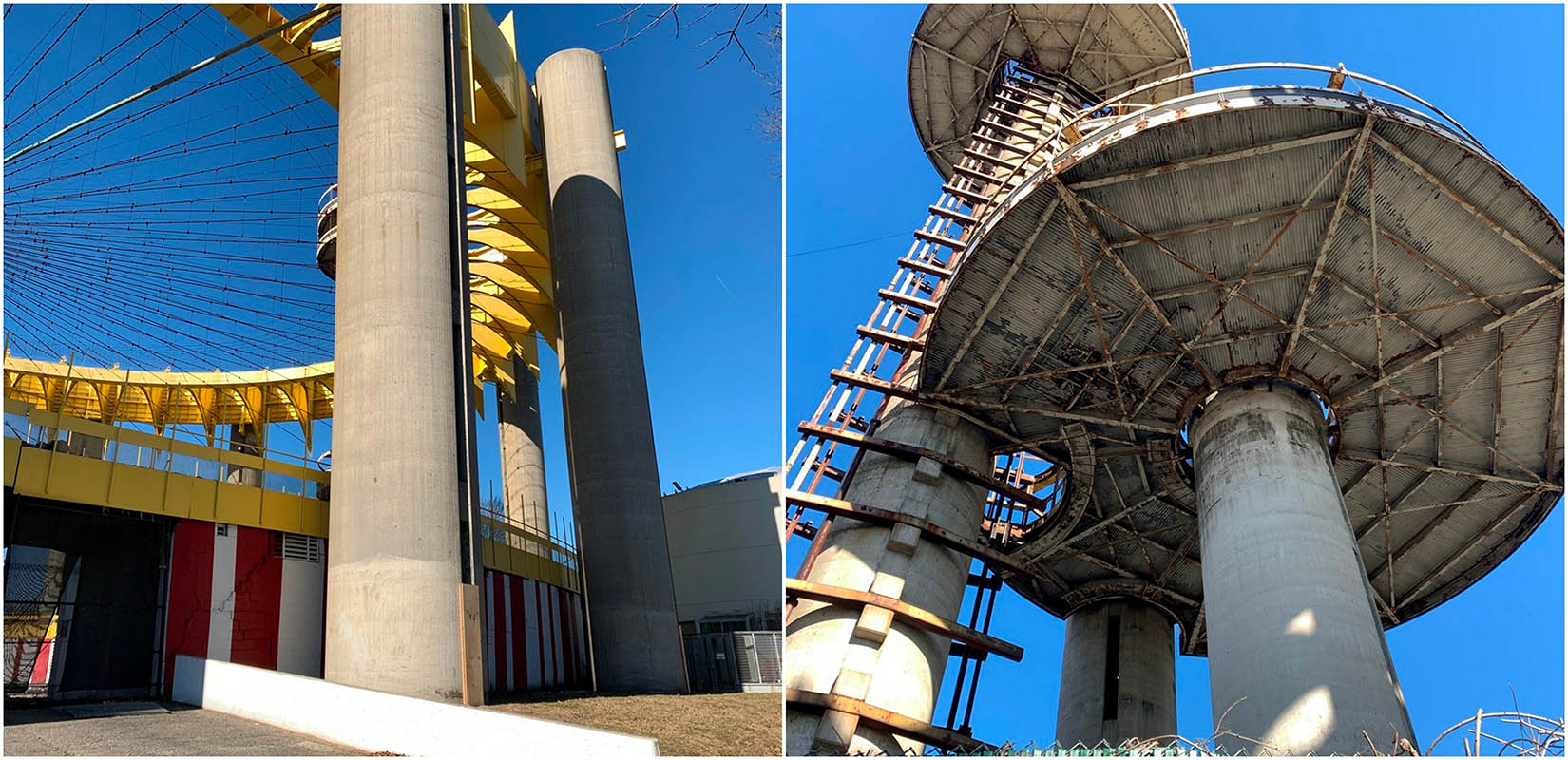 New York State Pavilion restoration update
