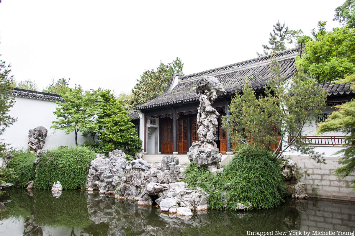 A Look Inside the Chinese Scholars Garden at Snug Harbor