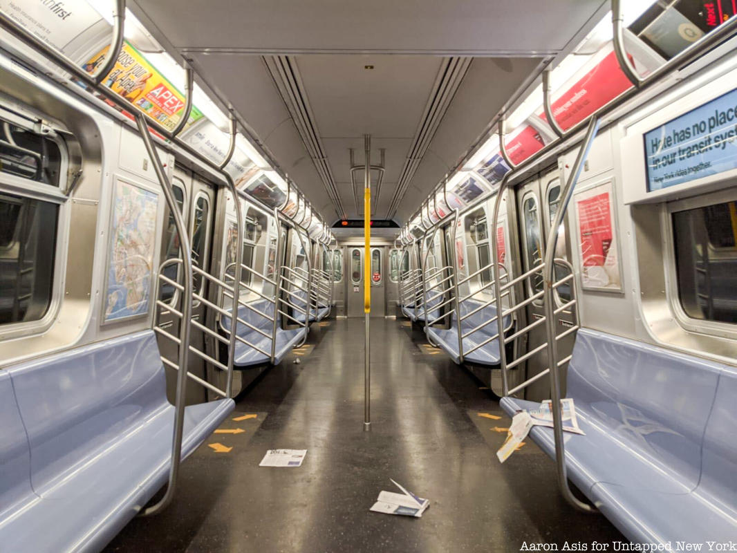 13 Times the NYC Subway Shut Down