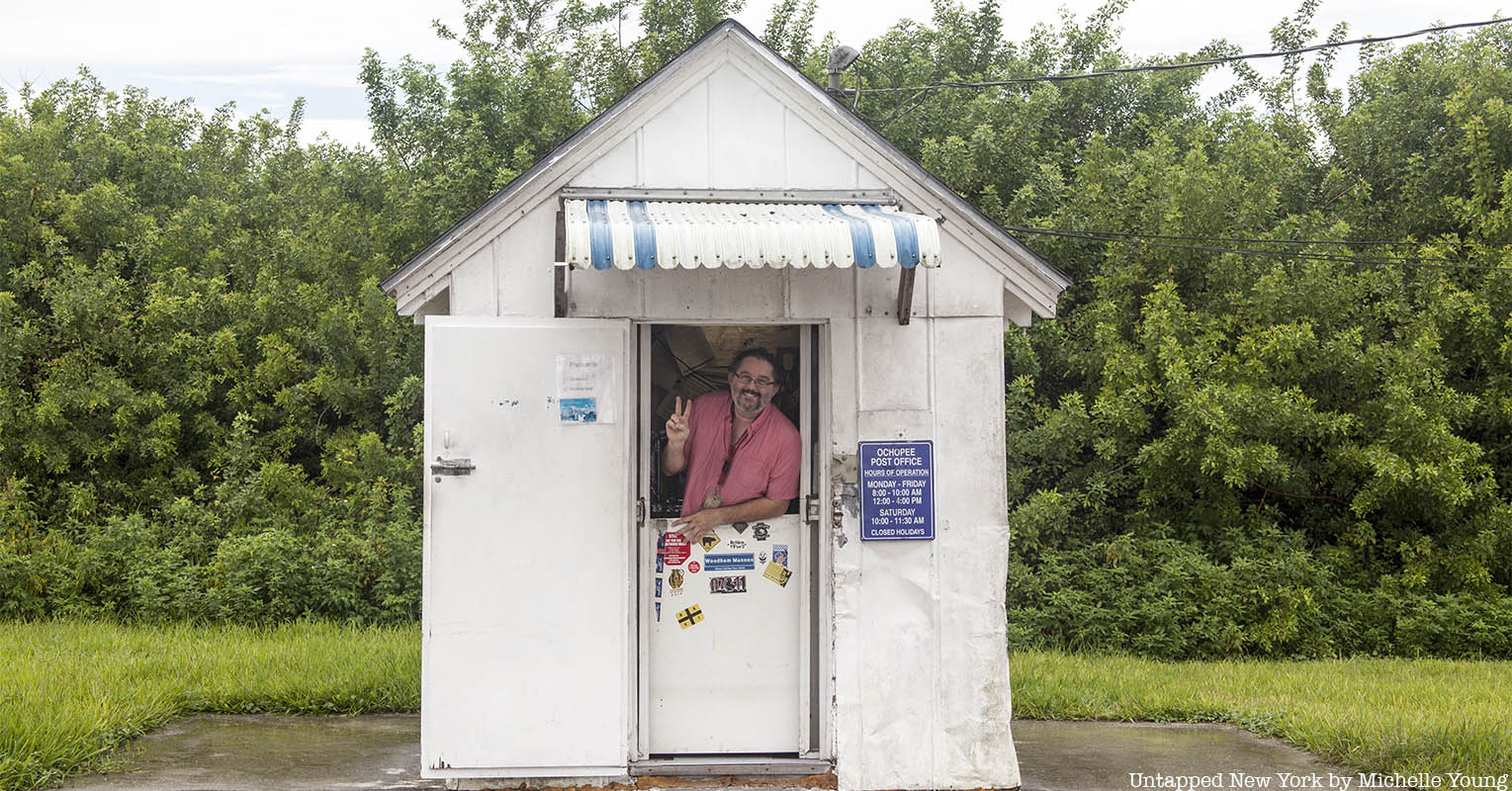 Ochopee Post Office, smallest post office in the U.S.