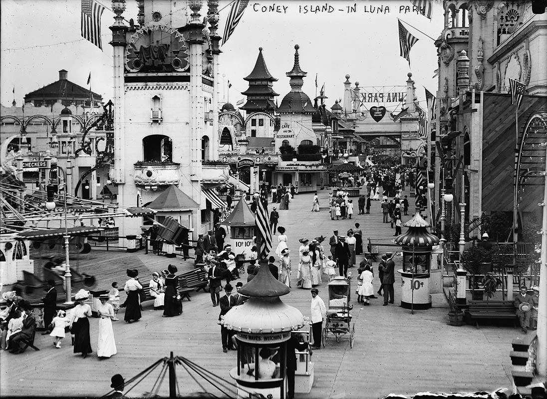 NYC's Lost Historic Amusement Parks