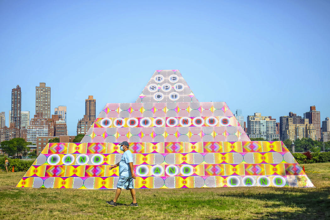 22 Public Art Installations Not to Miss in NYC August 2020