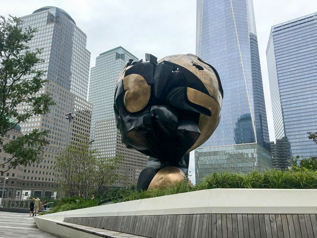 The 9/11 Memorials and Artifacts Throughout NYC