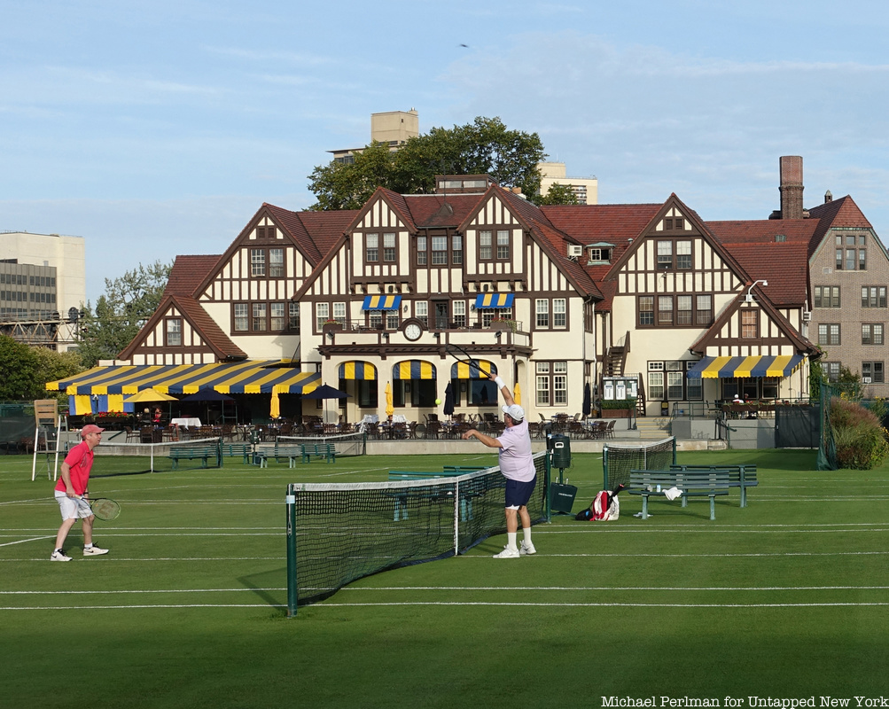 West Side Tennis Club, the Former Home of US Open in Forest Hills