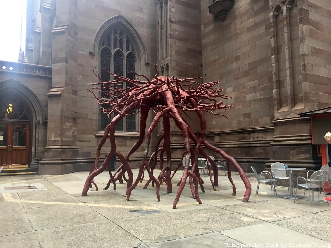 Trinity Root at Trinity Church