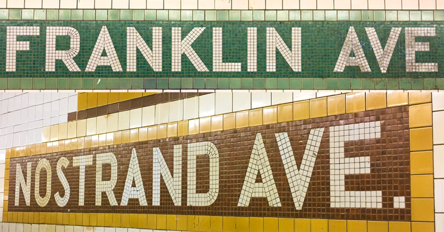 The Hidden Meaning Behind the Colors of the NYC Subway