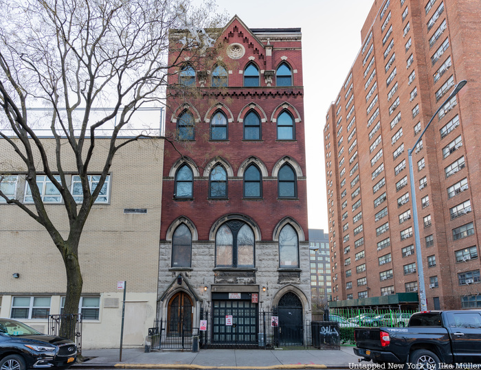 Rectory of St. Nicholas in East Village